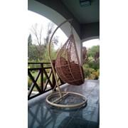 Подвесное Кресло-качеля(одноместная) фото