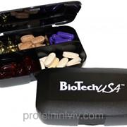 Спортивний контейнер Pillbox BioTech, таблетниця фото