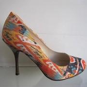 Туфли модельные повседневные женские фото