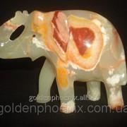 Статуэтка Слон 6,00 дюймов фото