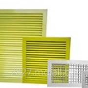 Решетки вентиляционные фотография