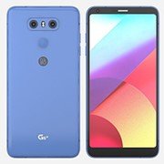 Мобильный телефон LG G6 (H870DS) 64GB Blue фото