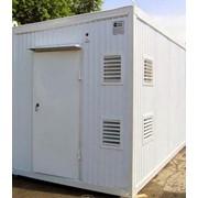 Блок-контейнеры для аппаратуры. Монтаж и строительство фото
