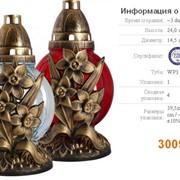 Свічка-Лампадка 3009 фото