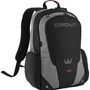 "Рюкзак для ноутбука CROWN CMBPV-115BGY (Vigorous Series) black and gray 15,6"" фото"