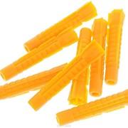 Дюбель универсальный (6*52 оранжевые) фото