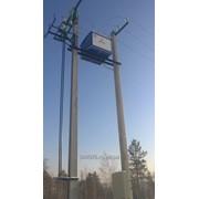 Комплектное распределительное устройство (КРУ) наружной установки К-112 П — реклоузер фото