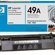 Услуга заправки картриджа HP LJ Q5949 A 1160 для лазерных принтеров фото