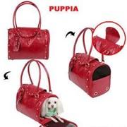 Сумка-переноска для собак Puppıa фото