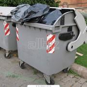 Утилизация отходов, мусора. Обращение с отходами. Сбор, транспортировка, хранение опасных отходов фото
