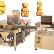 Линия производства фигурных кексов с начинкой фото