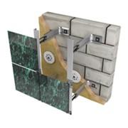 Optima-01 для облицовки зданий керамогранитными плитами фото
