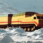 Двухзвенный гусеничный транспортер ДТ-30П фото