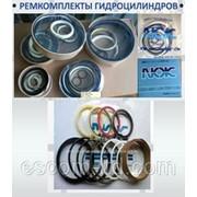 Ремкомплект гидроцилиндров Komatsu GD-705A-4 Drawbar shift cylinder 1 K11 фото