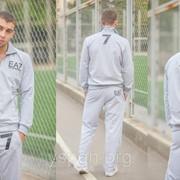 Мужской спортивный костюм 358 (н) !! фото