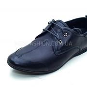 Туфли мужские CARLO DELARI чёрного цвета 023 фото