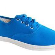 Кеди слипони, мокасини голубые,розовые, темно-синие, чорние, обувь оптом фото