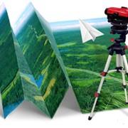 Топографо-геодезические работы фото