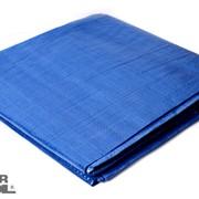 Тент 6 х 10 м, синий, 65г/м2 Mastertool 79-9610 фото