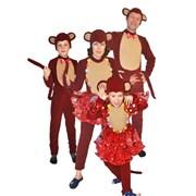 Карнавальные костюмы обезьян напрокат фото