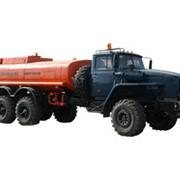 Автотопливозаправщик АТЗ-12 на шасси УРАЛ-4320 (6х6) фото