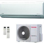 Сплит система Toshiba RAS-10N3KV-E/RAS-10N3AV-E фото