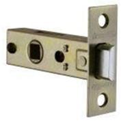 Механизм защелки дверной НОРА C-45 L5-45 СР хром /100/ фото