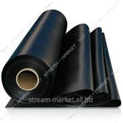 Пленка тепличная черная 190 микрон (Длина 100 м , ширина рукава 1500мм) 50 №435934 фото