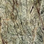 Зеленый мрамор Вид 1 фото
