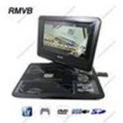 Портативный поворотный HD DVD-плеер, 9-дюймовый, RMVB формат EPD00042 фото