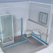 Теплоизоляционный материал из вспененного полиэтилена для систем водоснабжения, отопления и канализации Tubolit фото