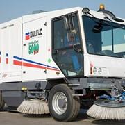 DULEVO 5000 EVO коммунальная уборочная конвейерно-вакуумная машина фото