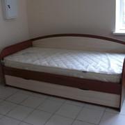 """Кровать """"Диванчик"""" фото"""