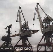 Кран мостовой , кран консольный, кран портальный фото