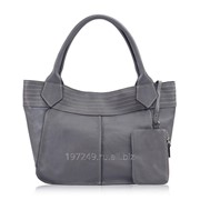 Женская сумка модель: RAINBOW, арт. B00103 (grey) фото