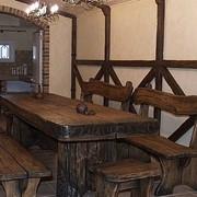 Мебель для баров под старину, мебель для баров состаренная, фото