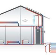 Монтаж и реконструкция систем отопления цена фото