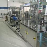 Линии автоматизации и контроля, системы транспортировки и упаковки напитков, продуктов питания фото