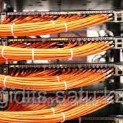 Ремонт структурированной кабельной системы. фото