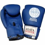 Боксерские перчатки AGATA FIGHTER фото