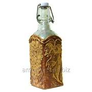 Декоративные бутылки 0.5 л Винодел с бугельным замком для ресторанов фото