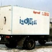 Автомобили грузовые фургоны ГАЗ-3307,3309 фото