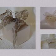 Бонбоньерках для конфет и шоколада фото