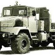Трубовоз КрАЗ-ТБ1-20 на шасси КрАЗ-6322 фото