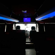 Перевозка пассажиров 15 мест (заказ микроавтобуса) фото