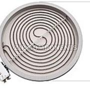 Электроконфорка 2100W D230mm (hi-light) Whirlpool 481231018892 C00327341 фото