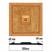 Декоративное панно Decomaster D31-58 (300*300) Декомастер фото