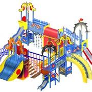 Детская площадка (детские площадки) фото