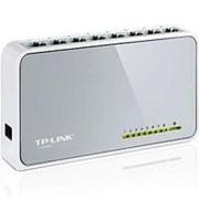 Коммутатор Ethernet 8 портов 10-100 Мбит*с TP-link SF1008 фото