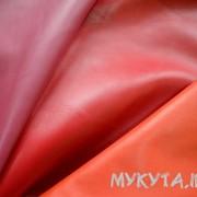 Кожа цветная одежная (сток по 1-3 шкурки) фото